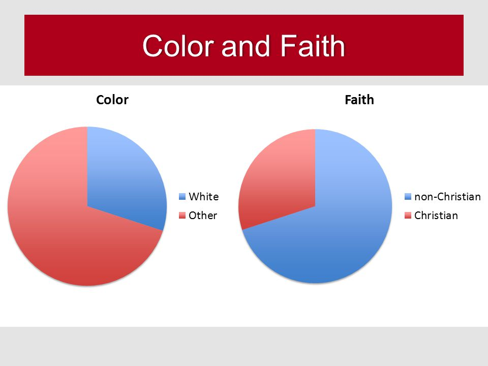 Color and FaithColor and Faith
