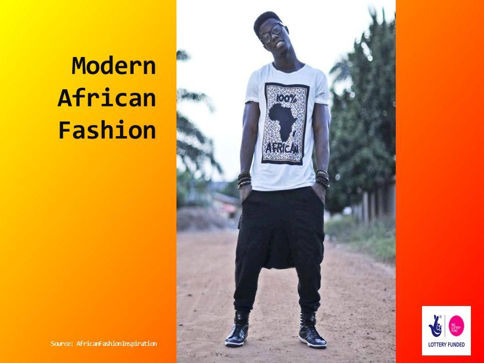 Modern African Fashion Source: AfricanFashionInspiration Source: AfricanFashionInspiration