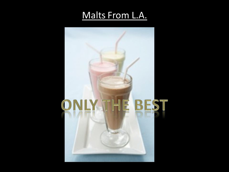 Prestige Worldwide (Stadium Concessions Division) Business Model Malts From L.A.