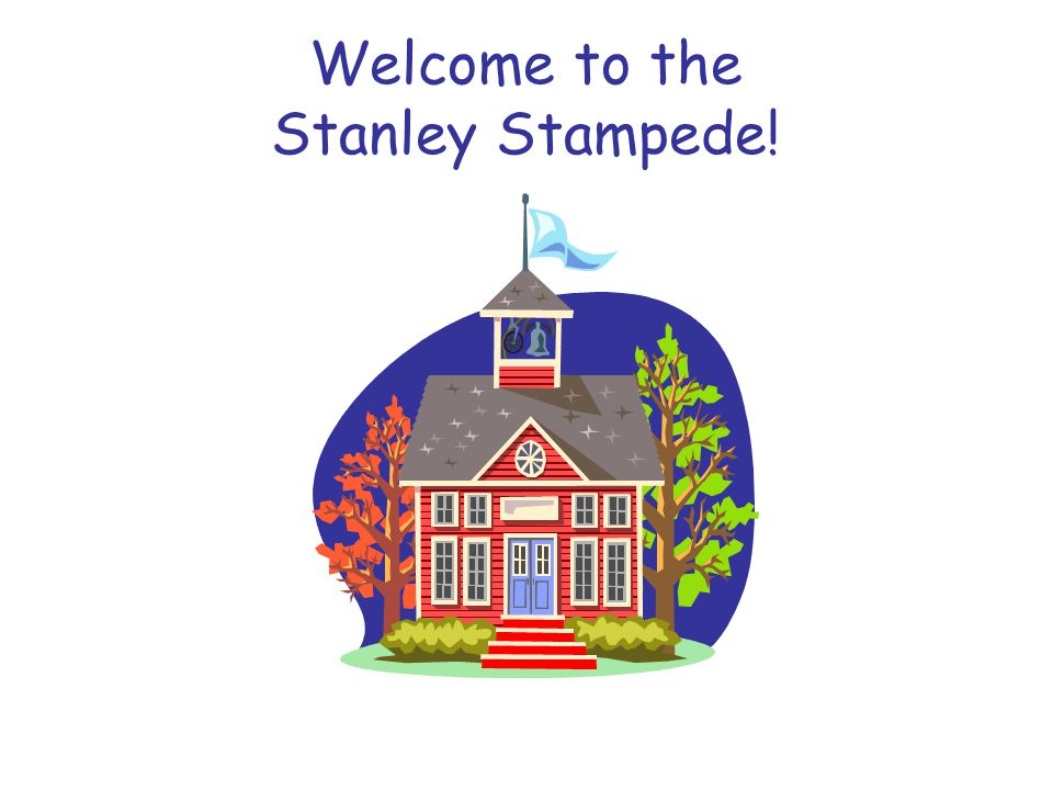 Welcome to the Stanley Stampede!