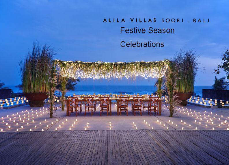 Festive Season Celebrations