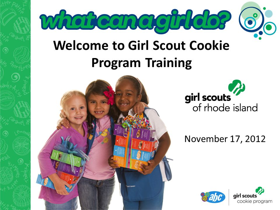 Features our council's recognition program Multi-Purpose, Custom Order Card Includes information about COCO, the new online goal setting, planning and marketing app for girls