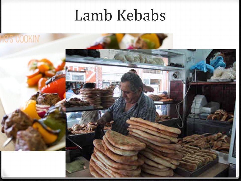 Lamb Kebabs