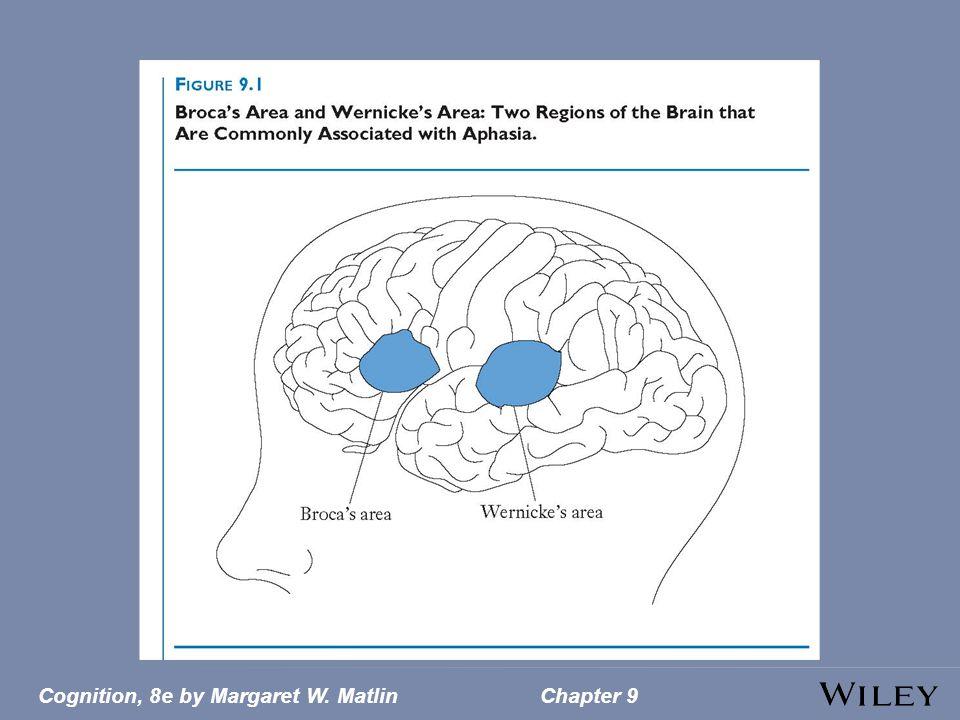 Cognition, 8e by Margaret W. MatlinChapter 9