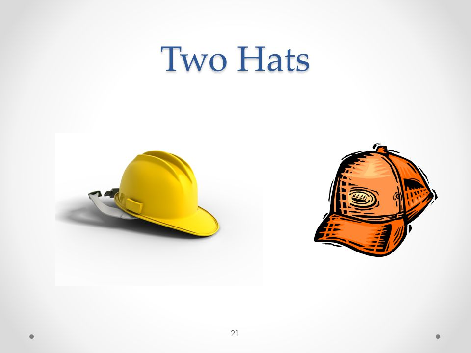 Two Hats 21