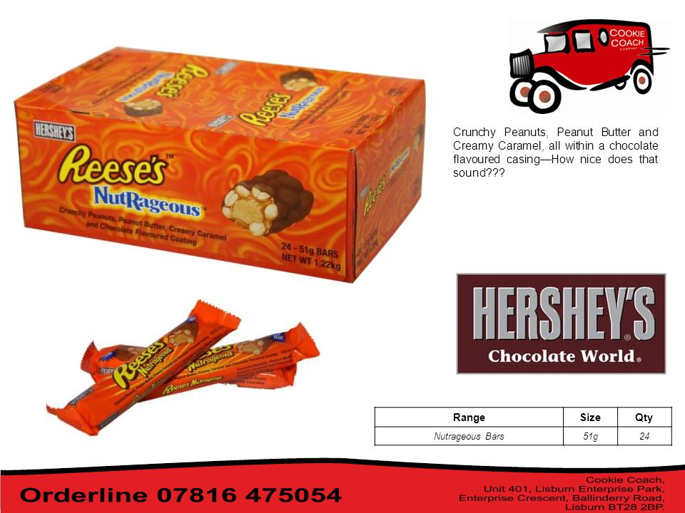 Crunchy Peanuts, Peanut Butter and Creamy Caramel, all within a chocolate flavoured casing—How nice does that sound .