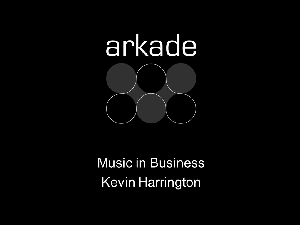Music in Business Kevin Harrington