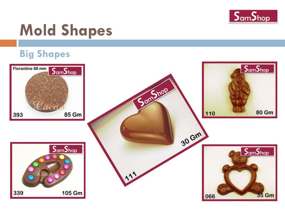 Mold Shapes Big Shapes