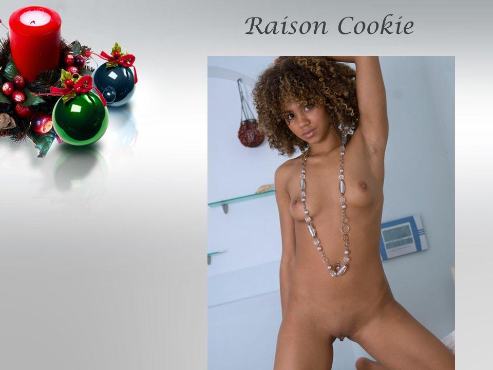 Raison Cookie
