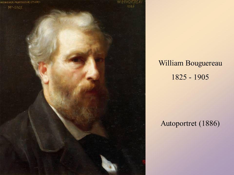 William Bouguereau 1825 - 1905 Autoportret (1886)