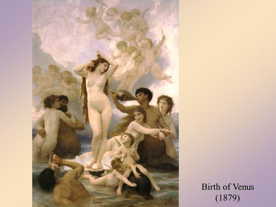 Birth of Venus (1879)
