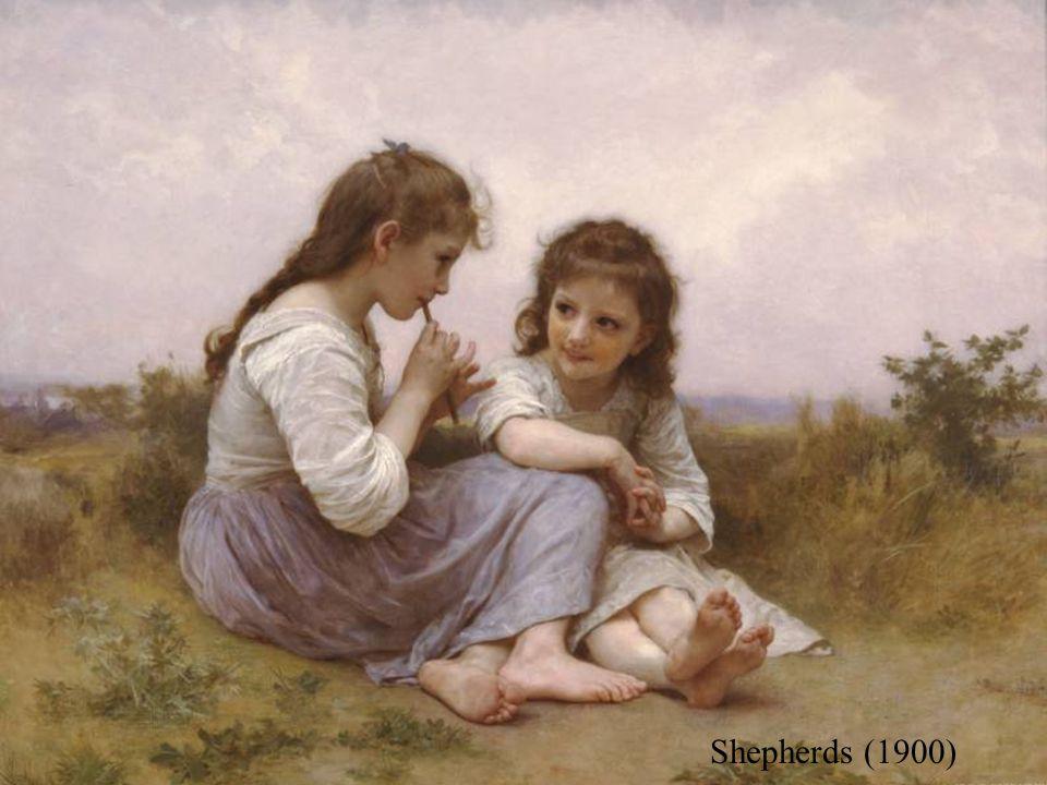 Shepherdess (1889)