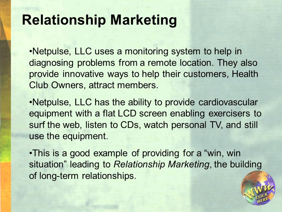 Emergence of the Marketing Concept Seller's Market - Market in which there are more buyers for fewer goods and services.