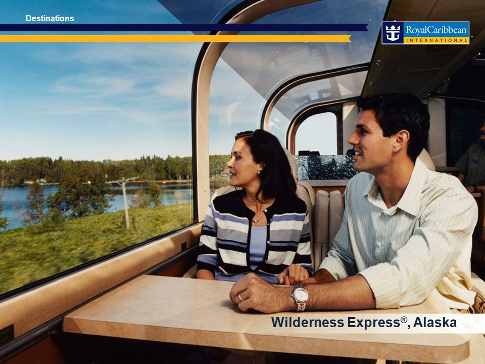Wilderness Express ®, Alaska Destinations