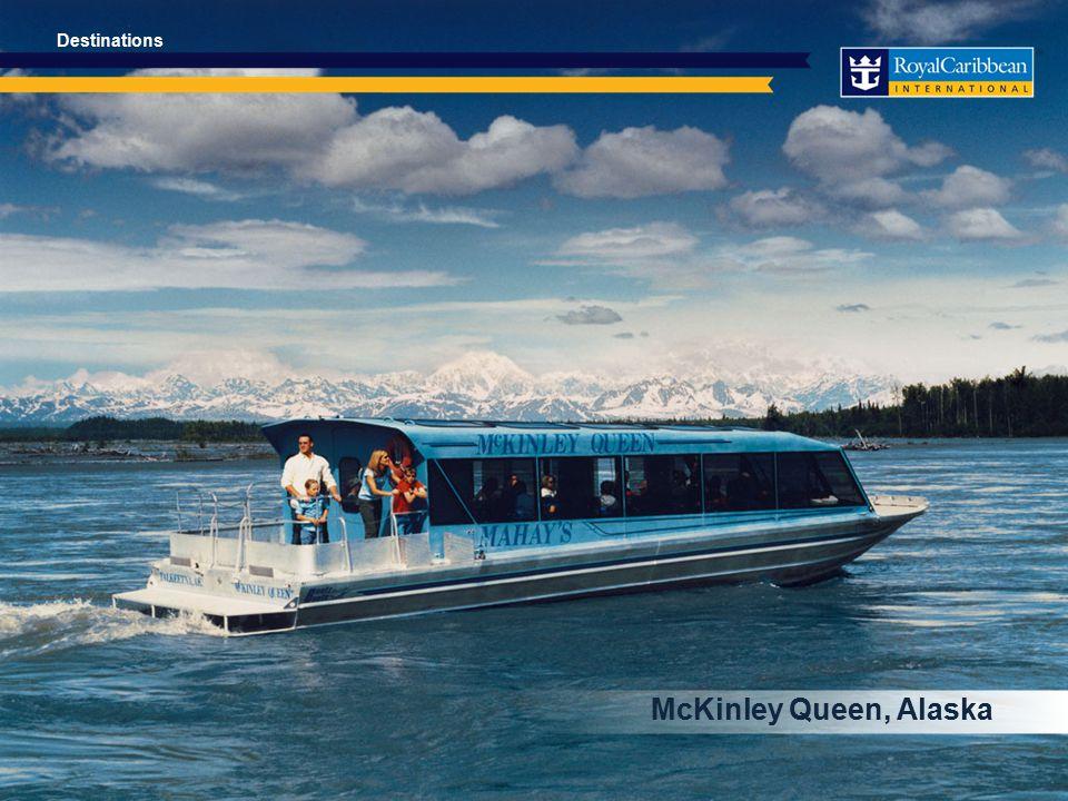 McKinley Queen, Alaska Destinations