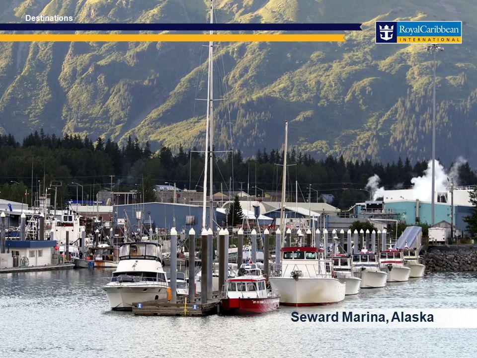 Seward Marina, Alaska Destinations