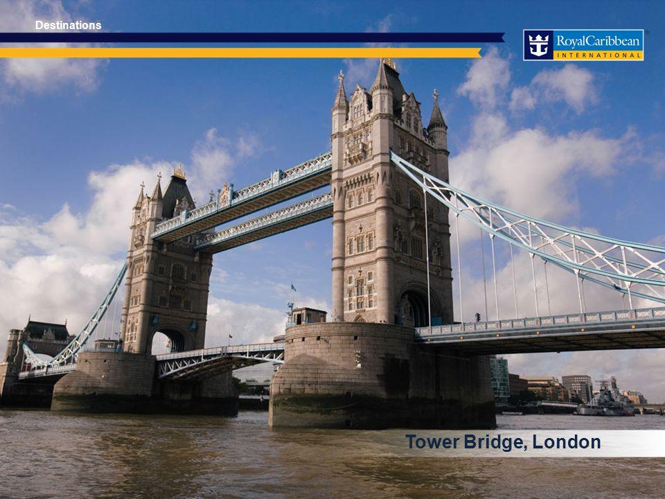 Tower Bridge, London Destinations