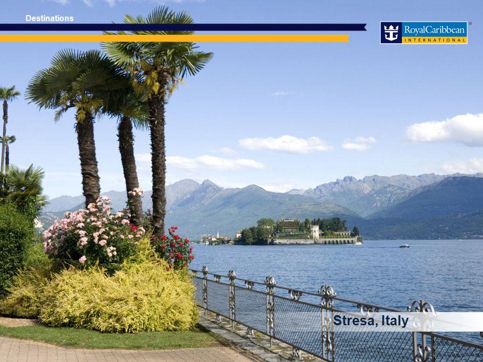 Stresa, Italy Destinations