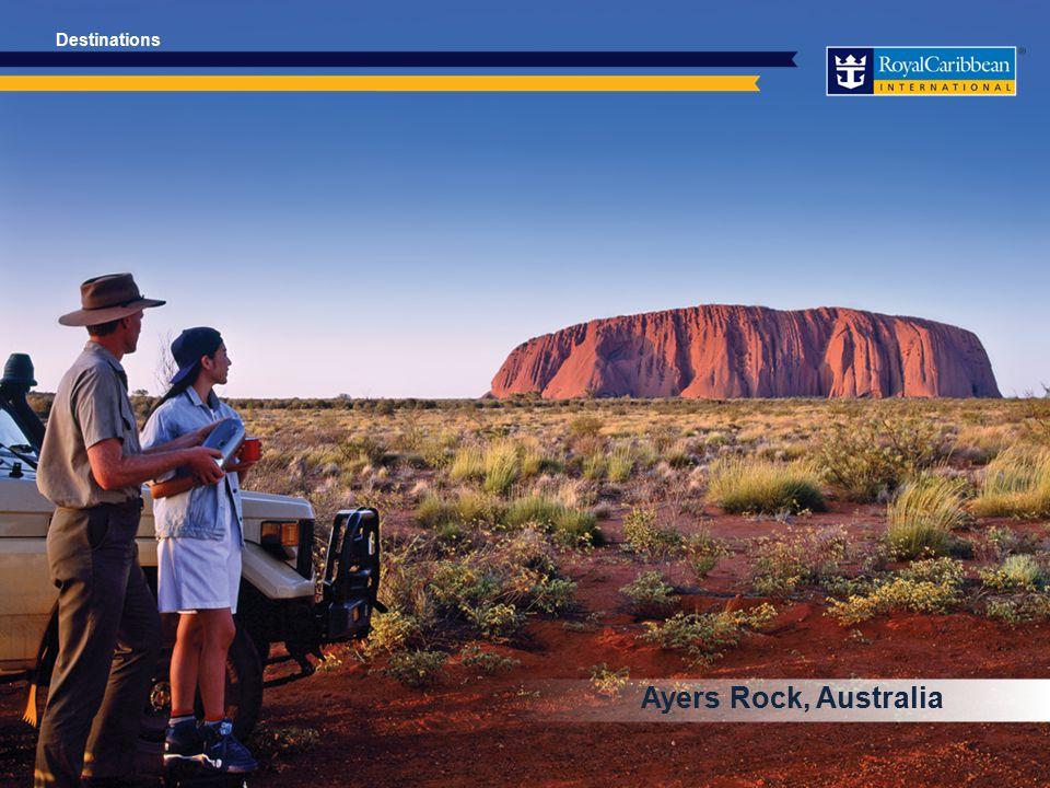 Ayers Rock, Australia Destinations