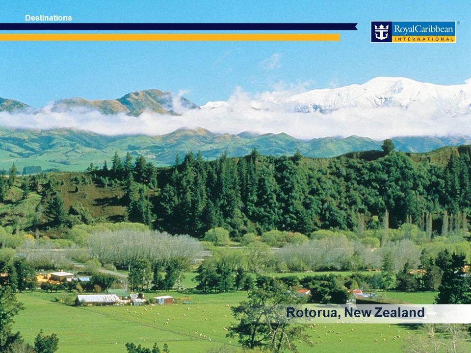 Rotorua, New Zealand Destinations