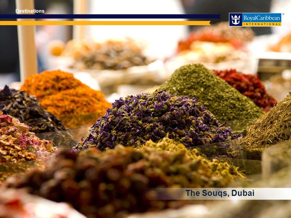The Souqs, Dubai Destinations
