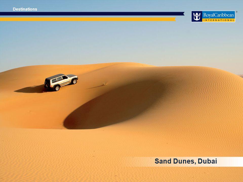 Sand Dunes, Dubai Destinations