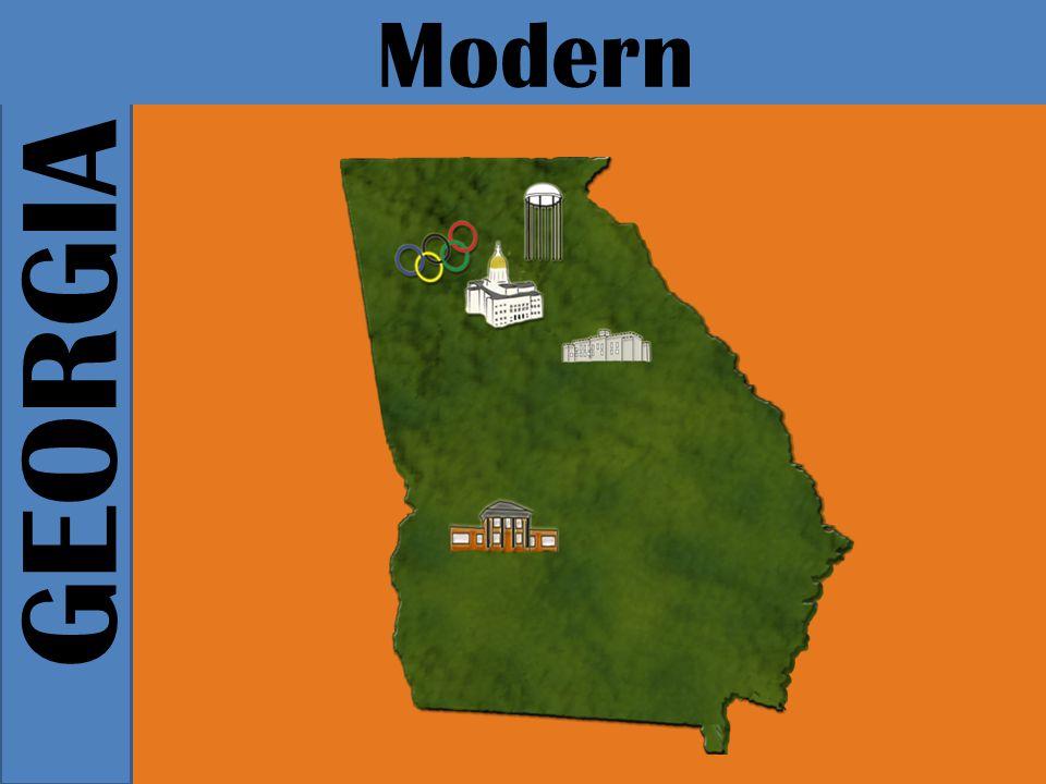 GEORGIA Modern