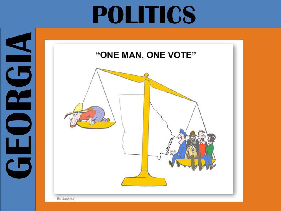 GEORGIA POLITICS