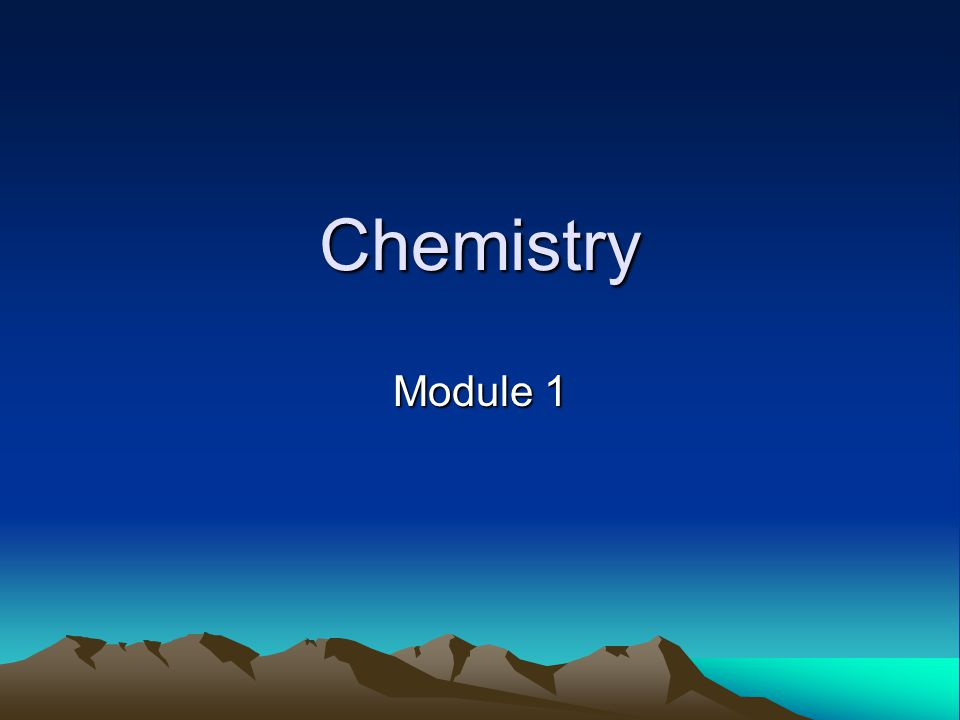 About Chemistry Chemistry is the scientific study of matter, including its properties, its composition and its reactions.