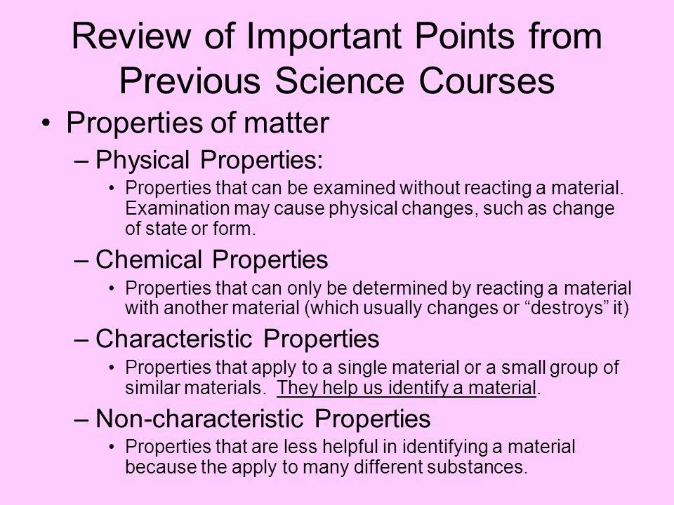 Pure substances vs.mixtures Pure substances are substances that are the same throughout.