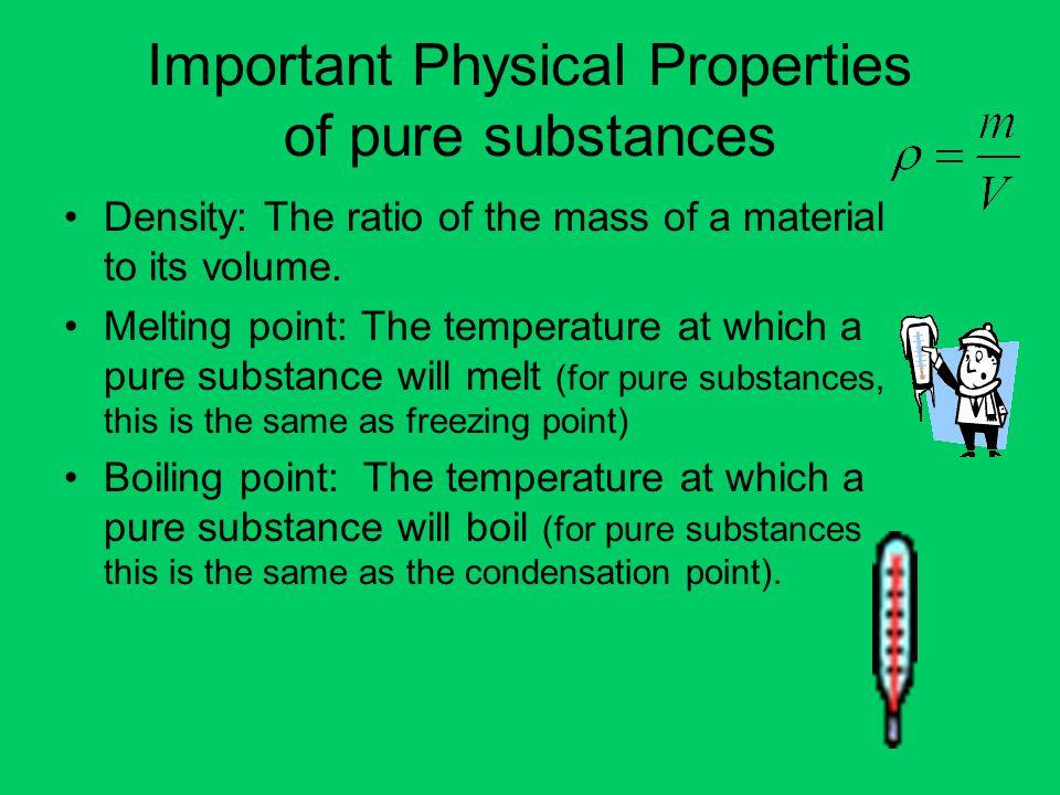 Classification: All Matter (solids, liquids, gases, plasma) Pure Substances Mixtures Elements Ex.