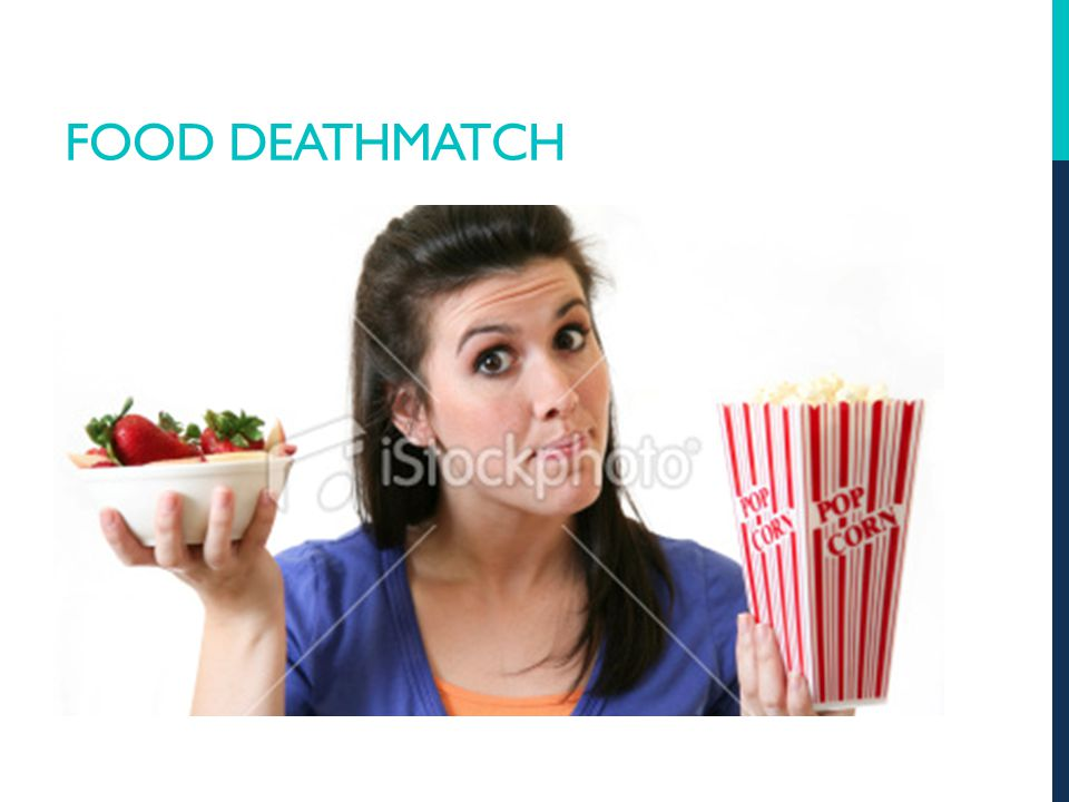 FOOD DEATHMATCH