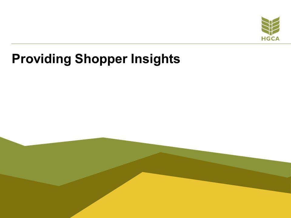 Analysis Shopper Segmentation