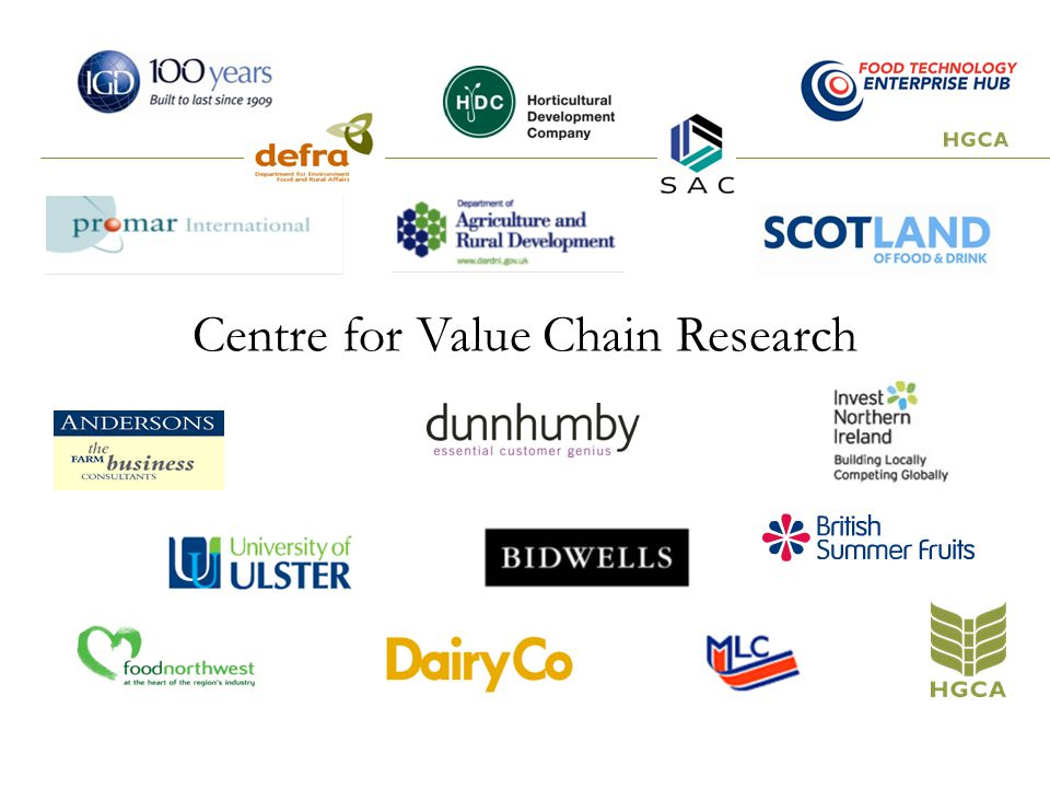 Contact Details: VCR² and Kent Business School For further information about the Centre for Value Chain Research at Kent Business School, please contact: Melanie Felgate Centre for Value Chain Research, Kent Business School, University of Kent, Canterbury, CT27PE Email: m.felgate@kent.ac.uk Tel: 01227824766 Website: www.kent.ac.uk/kbs/cvcr
