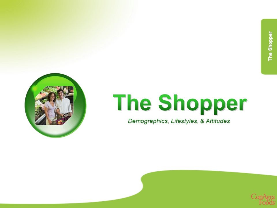 © 2005 – 2008 TNS Shopper360.™ All rights reserved.