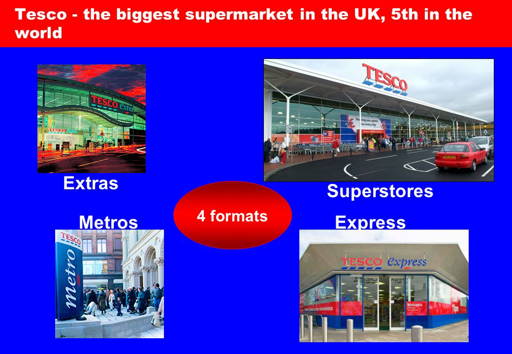 4 The birth of Tesco's success and the role of private label To create value for customers to earn their lifetime loyalty