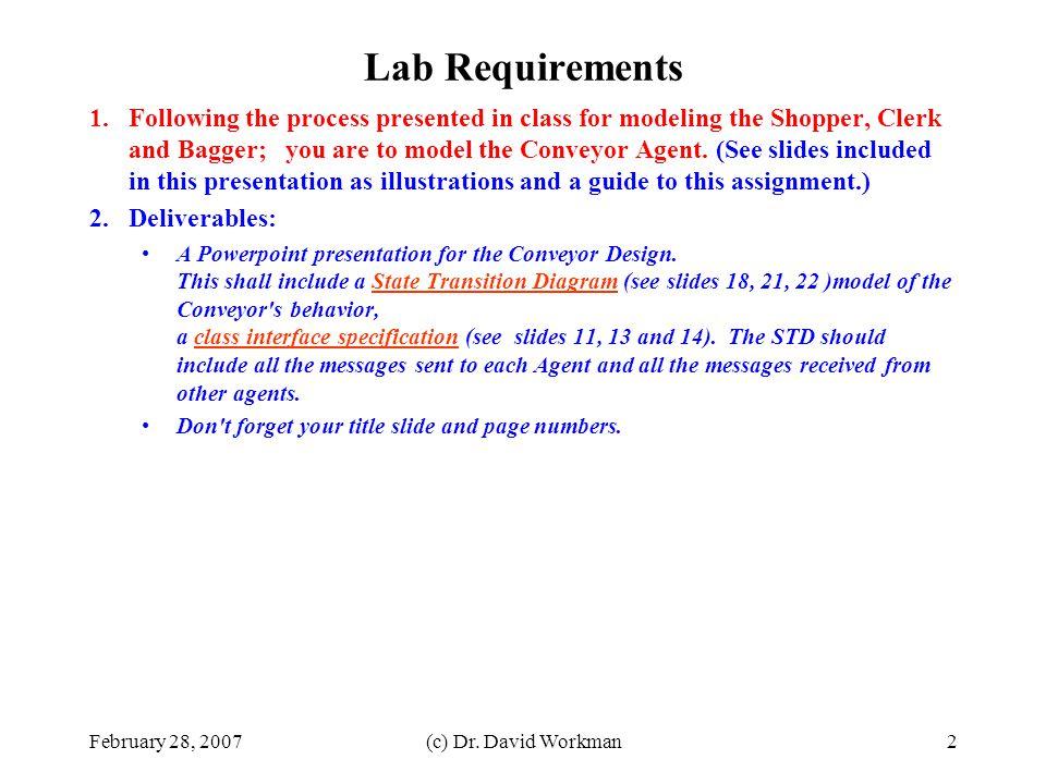 February 28, 2007(c) Dr.