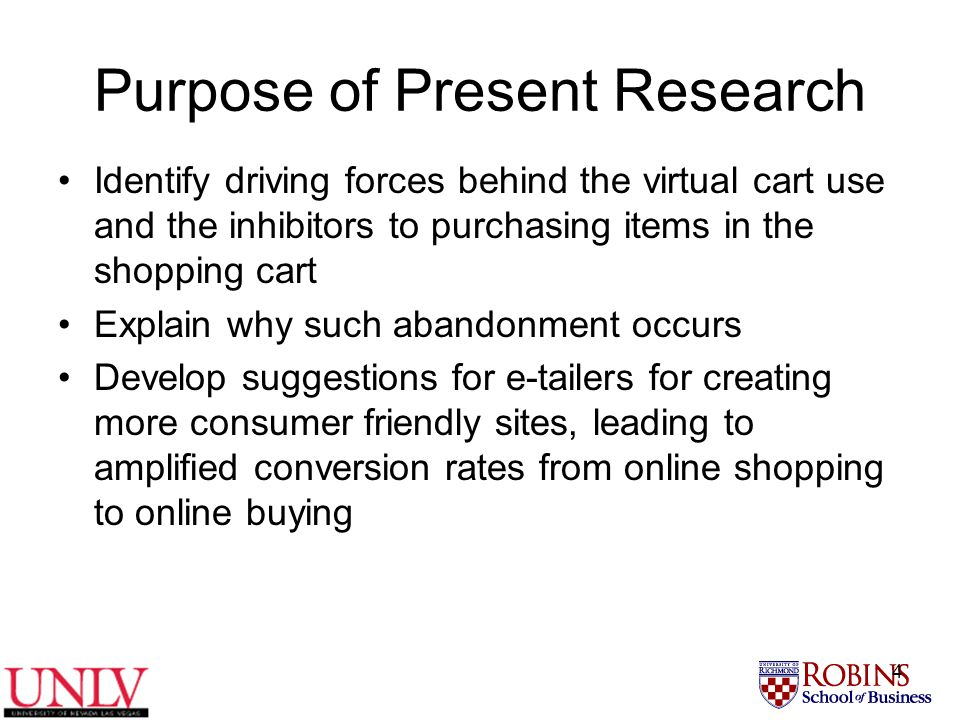 5 E-Commerce Literature Motivations: Goal-directed behavior (Moe 2003); purposeful ongoing search (Bloch, Sharrell and Ridgway 1986); shopping for fun (Wolfinbarger and Gilly 2001) Total cost -> low price seeking (Magill 2005; Maxwell and Maxwell 2001; Nelson, Cohen and Rasmusen 2007) Privacy and security in online shopping (Horrigan 2008; Miyazaki and Fernandez 2001; Zhou, Dai and Zhang 2007) Convenience in online shopping (Chiang and Dholakia 2003; Horrigan 2008; Seiders, Berry and Gresham 2000)  length of purchase process, Webpage loading times (Bernard 2003)