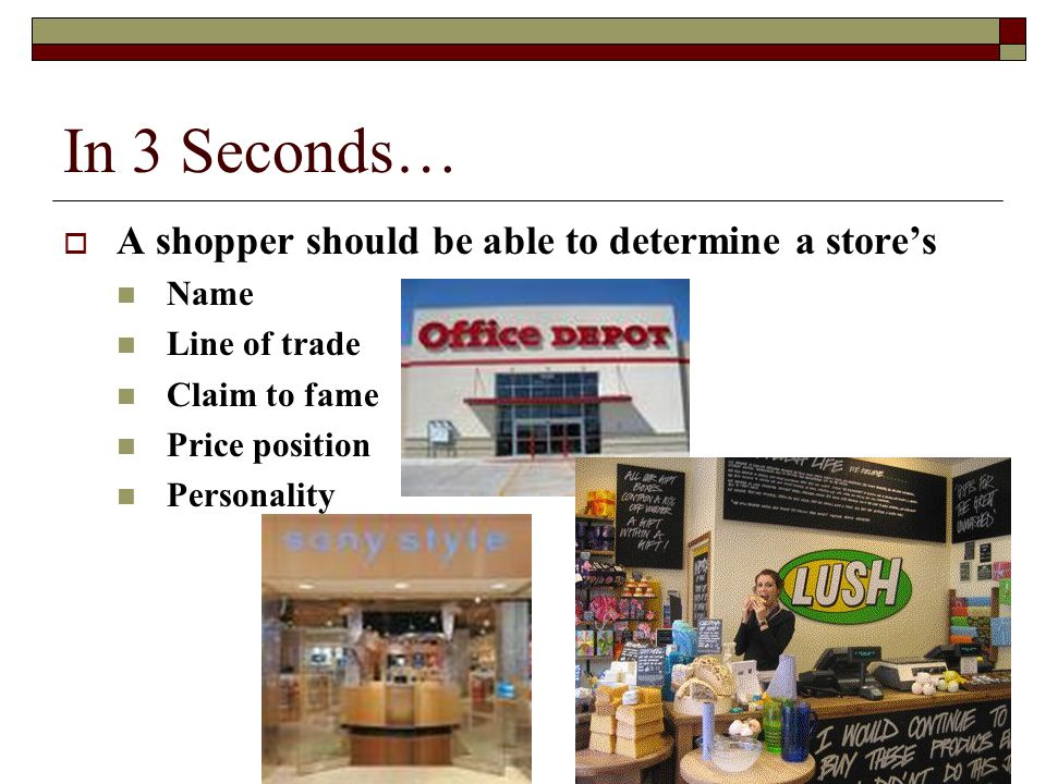 Figure 18.4 The Elements of Atmosphere Atmosphere - The psychological feeling a customer gets when visiting a retailer