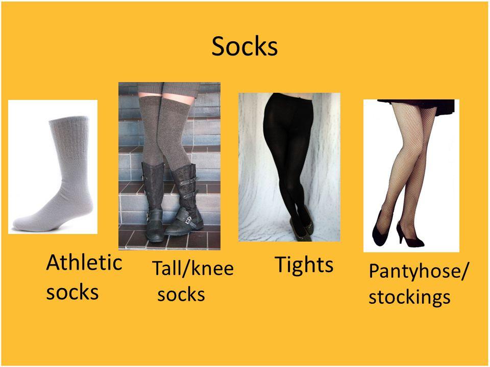 Socks Athletic socks Tall/knee socks Tights Pantyhose/ stockings