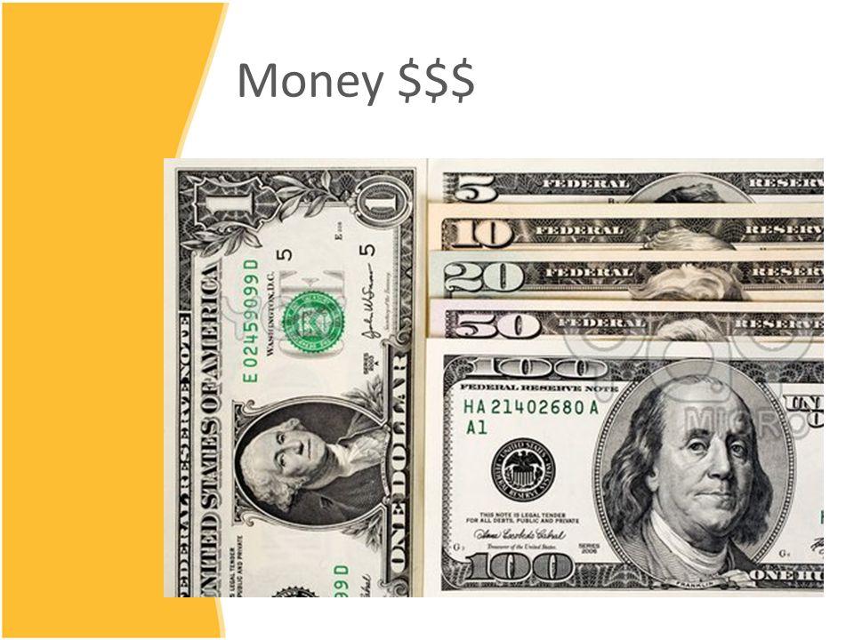 Money $$$