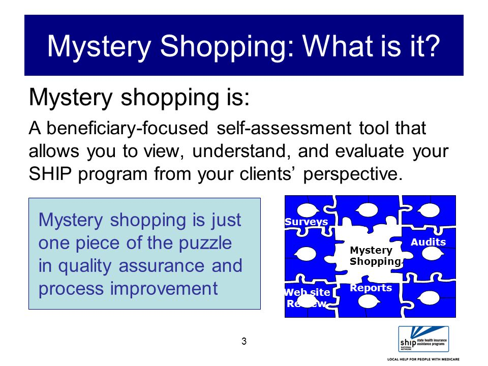 24 Step 5: Select the Shoppers Choose a Mystery Shopper Mystery shoppers can be:  Temporary workers hired by you  Your staff or volunteers  Employees of a mystery shopping firm
