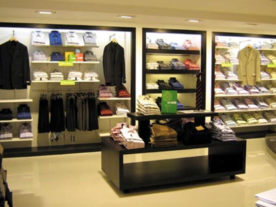 1.GRID LAYOUT TYPES OF STORE LAYOUT