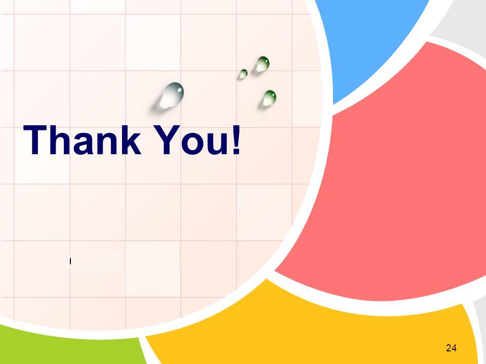 L/O/G/O Thank You! 24