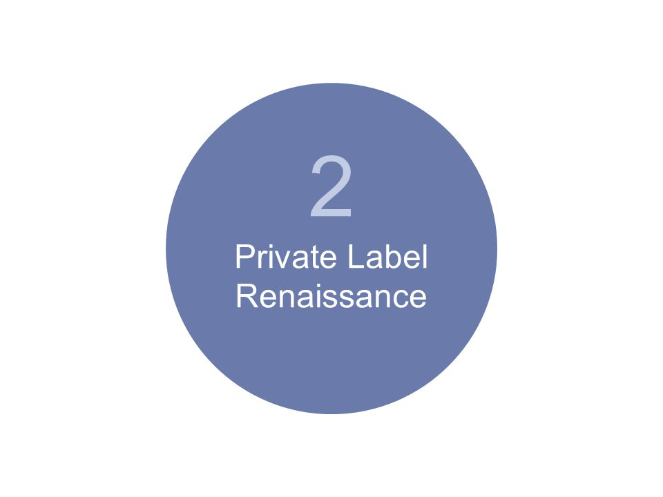 2 Private Label Renaissance