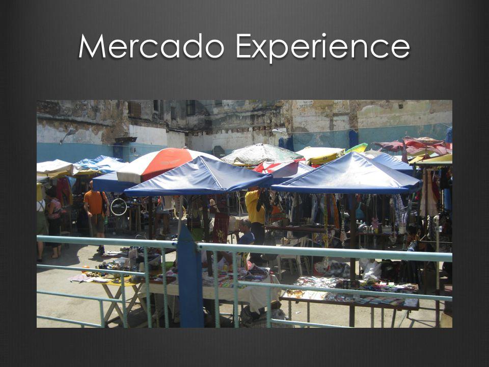 Mercado Experience