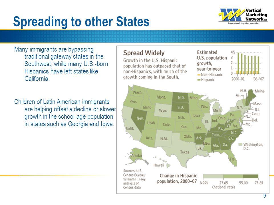 Hispanic Market 10 Sources: 2009 Nielsen Universe Estimates