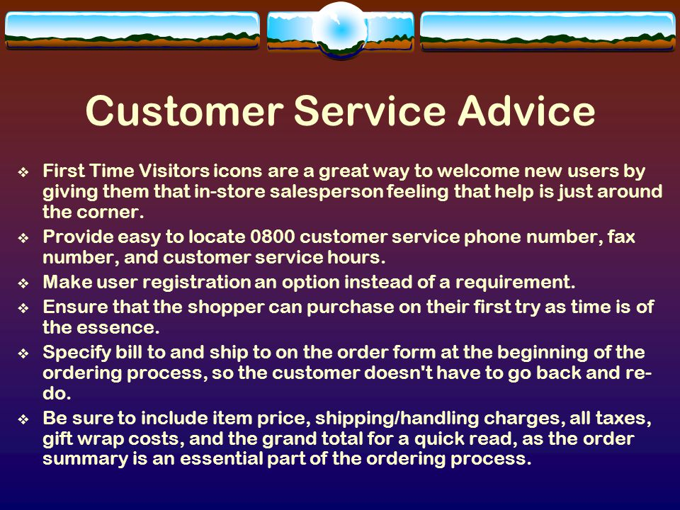 Customer Service Advice  First Time Visitors icons are a great way to welcome new users by giving them that in-store salesperson feeling that help is just around the corner.