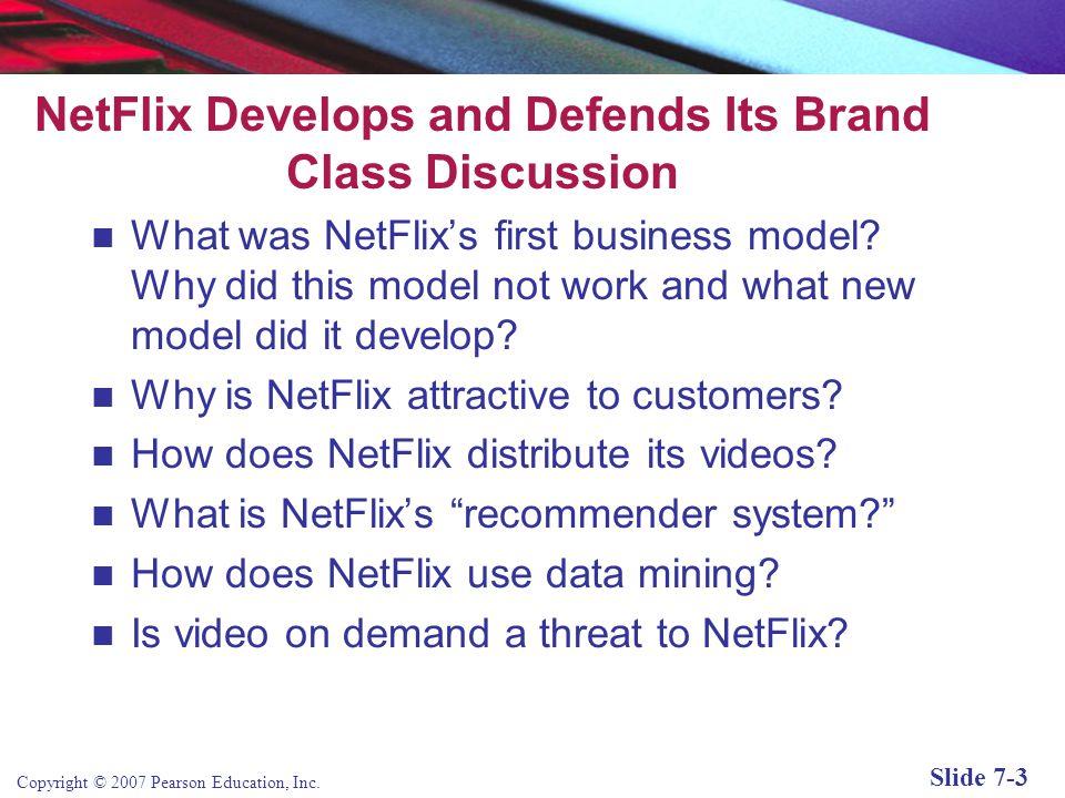 Copyright © 2007 Pearson Education, Inc. Slide 7-2 Chapter 7 E-commerce Marketing Concepts