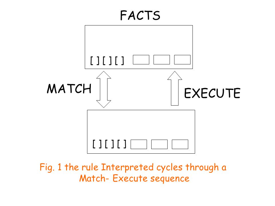 FACTS MATCH EXECUTE [ ] [ ] [ ] Fig.